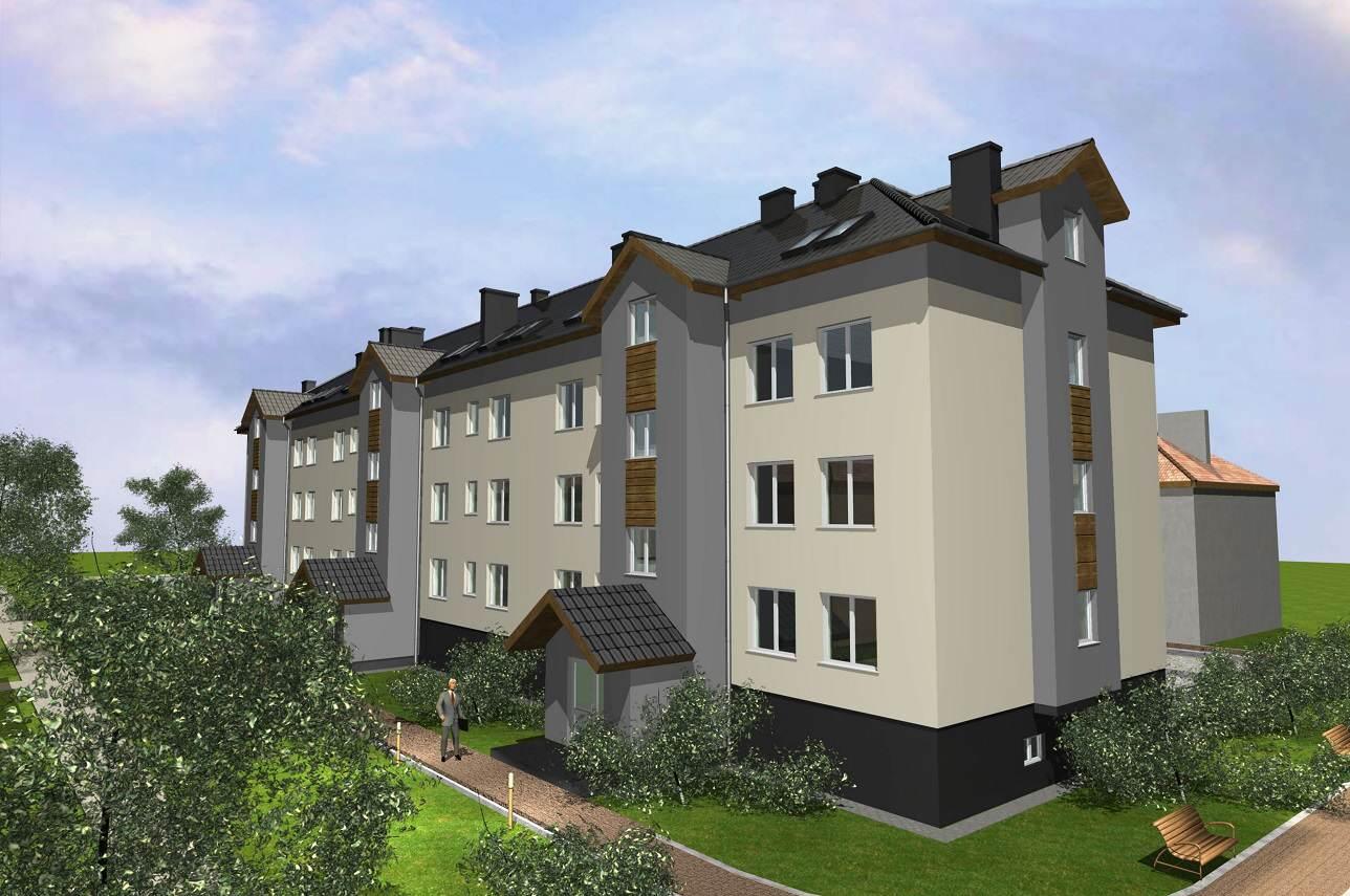 Mieszkania Mazurska